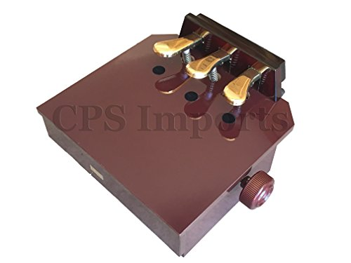 Adjustable Piano Pedal Extender Mahogany product image