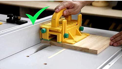 1 empujador de carpintería, mango de seguridad, herramienta de ...