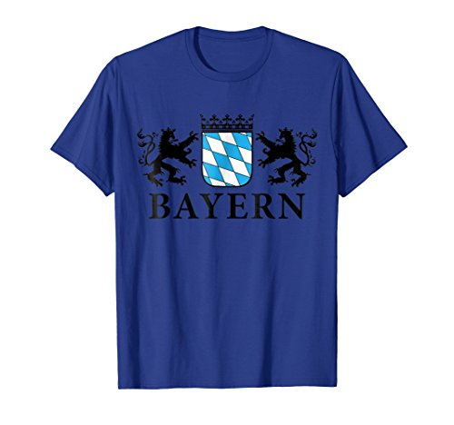 Bavaria T-Shirt (Bayern Coat)