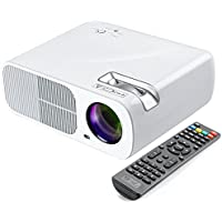 2600 Lumens Original U20 DLP Mini LED Projector HDMI Home Theater Beamer Multimedia Projector Full HD 1080P Video Projector Support HDMI USB ATV AV VGA
