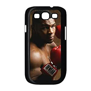 Samsung Galaxy S3 9300 Cell Phone Case Black Mike Tyson YVU Plastic Personalized Phone Case