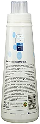 Earth Friendly Products Ecos 4x Concentrated Detergent, 25 Ounce