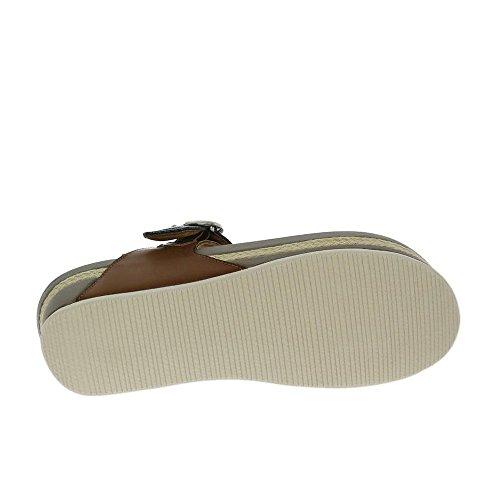 Estaño De Heavenly Feet Sandalias Roxy Estaño