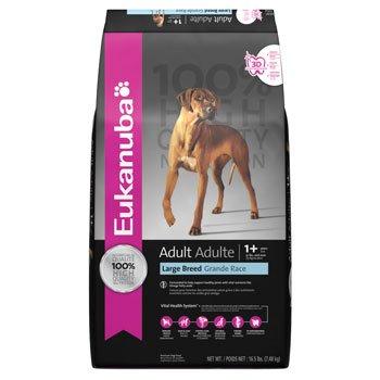 Eukanuba Large Breed Adult Bag, 16-1/2-Pound, My Pet Supplies