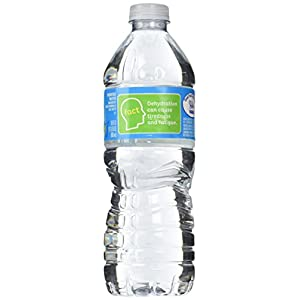 Nestle(R) Pure Life(TM) Purified Bottled Water, 16.9 Oz., Case Of 24
