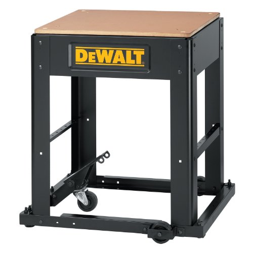 - DEWALT DW7350 Planer Stand with Integrated Mobile Base