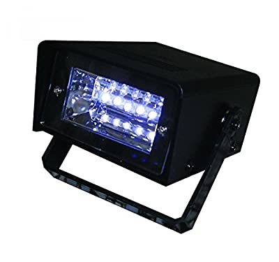 Creative Motion Battery-Operated LED Strobe Light