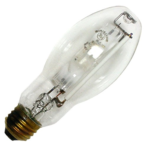 Philips 31358-5 (6-Pack) MH175/U/M 175-Watt Metal Halide HID Light Bulb, 4000K, 15400 Lumens, E26 Base by Philips
