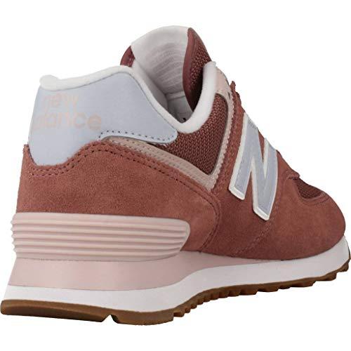 Marrón Para Mujer Balance Zapatillas New Wl574v2 qxwIXtxA0K