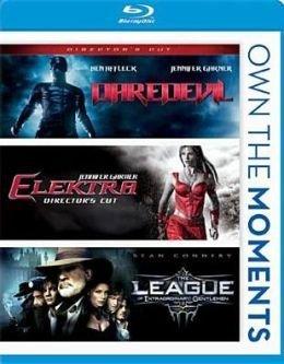 FOX BR2283395 Daredevil & Elektra & League of Extraordinary Gentlemen