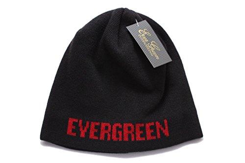 エバーグリーン(EVERGREEN) EGニットキャップ タイプ3 ブラックの商品画像