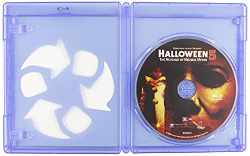 Halloween 5 [Edizione: Stati Uniti] [USA] [Blu-ray]: Amazon ...
