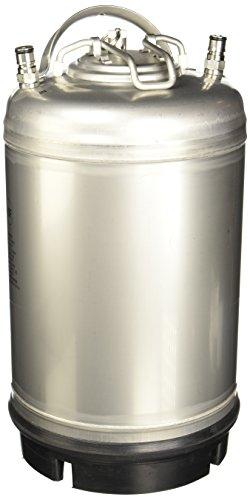 Varies - AMCYL CKN3-SH 3 gal Keg New Ball Lock Beer, Soda or -