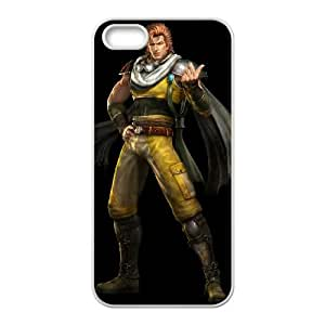 iPhone 5 5s Cell Phone Case White Fist Of The North Star S0393858