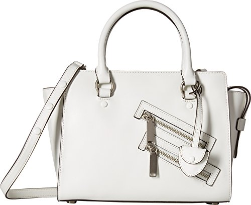Rebecca Minkoff Women's Small Jamie Satchel Bianco One Size by Rebecca Minkoff