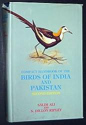 Compact Handbook of the Birds of India and Pakistan: Together with Those of Bangladesh, Nepal, Bhutan, and Sri Lanka