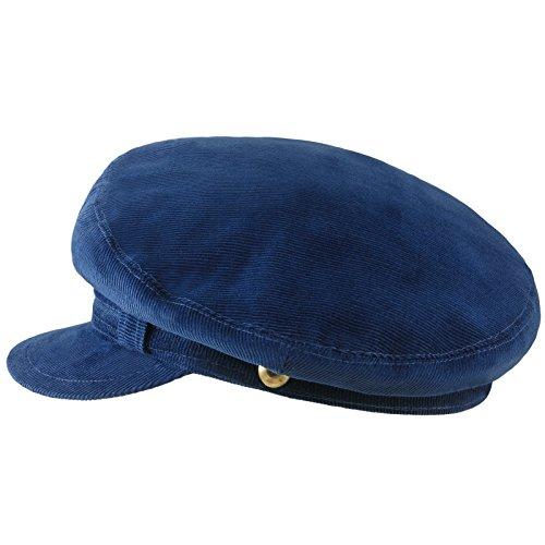 Sterkowski John Lennon Style Corduroy Cap US 7 1/4 - John Hat Lennon Style