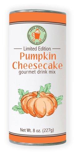 Pumpkin Cream Cheese - Pumpkin Cheesecake Drink Mix, 8 oz