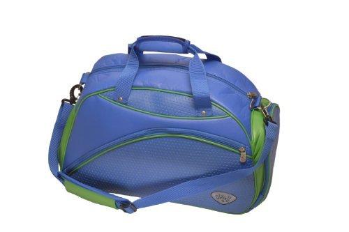 Glove It Women's GS Golf Duffle Bag Blue/Green [並行輸入品]   B07F27YXBM