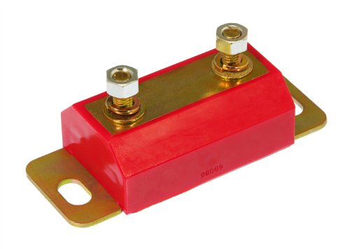 (Prothane 6-1605 Red Transmission Mount Kit)