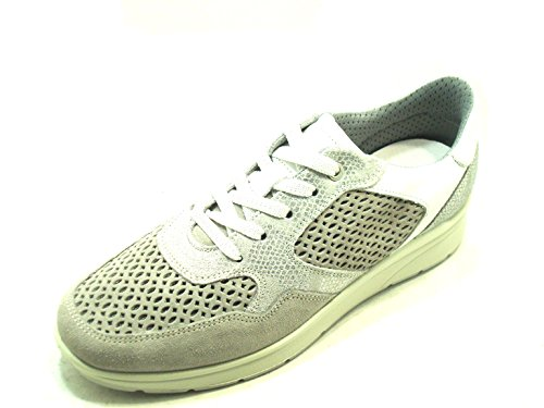 Soft White Trainers Women's Pearl Enval Smoked ACSqUxw