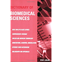 Dictionary of Biomedical Sciences (English Edition)
