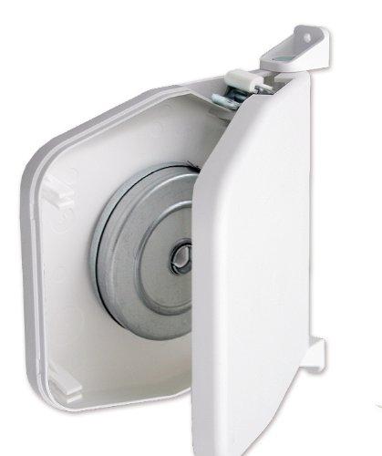 Schellenberg 50151 Enrouleur repliable pour volet roulant Blanc