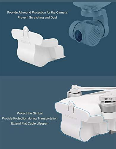 compatibile con drone FIMI X8 SE accessorio Penivo copriobiettivo per telecamera con giunto cardanico