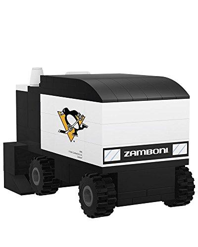 OYO Sports NHL Buildable Zamboni Pittsburgh Penguins