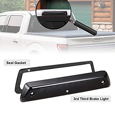 3rd Third Brake Light Seal Gasket Compatible for F150 2009 to 2014 Foam Gasket Replacement,5mm Thickness: Automotive