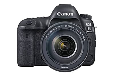 Canon EOS 5D Mark IV Full Frame Digital SLR Camera Body from Canon