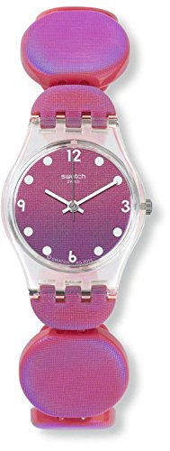 SWATCH watch LADY MOVING PINK L LK357A Ladies