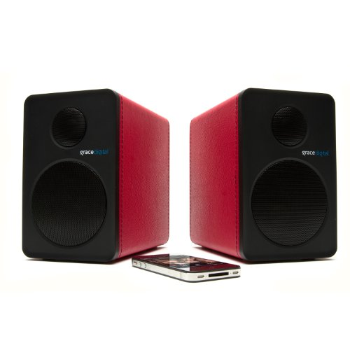 grace-digital-gdi-btsp207-powered-bookshelf-aptx-bluetooth-speakers-red-pair