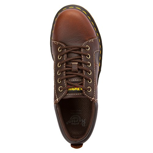 Dr. Martens Mila Steel Toe 6 Eye Work Oxfords