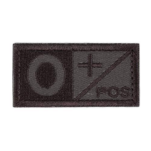 (Florenceenid 3D Patch A B AB O POS NEG Coyote Tan OD Green Patch Magic Sticker)