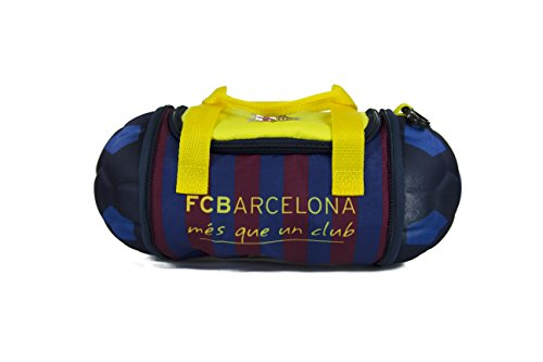 fan products of Official FC Barcelona Soccer Ball Lunch Bag