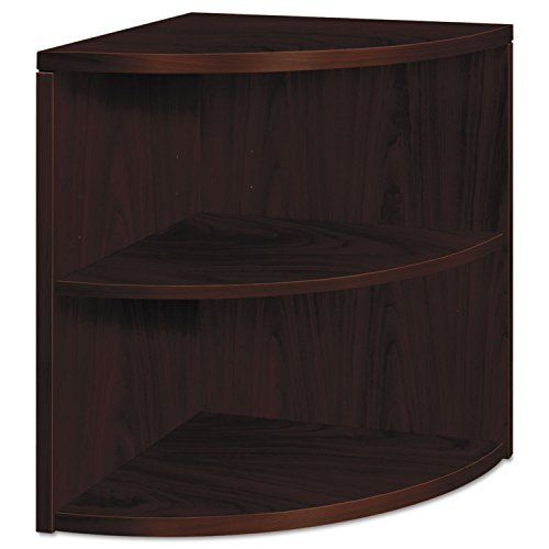 HON 10500 Series End Cap Bookshelf, 2 Shelves, 24 W by 24 D by 29-1/2 H, -
