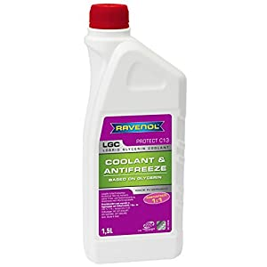 Ravenol J4D2002 Coolant Antifreeze - LGC C13 Concentrate VW TL 774-J (G13) (1.5 Liter)