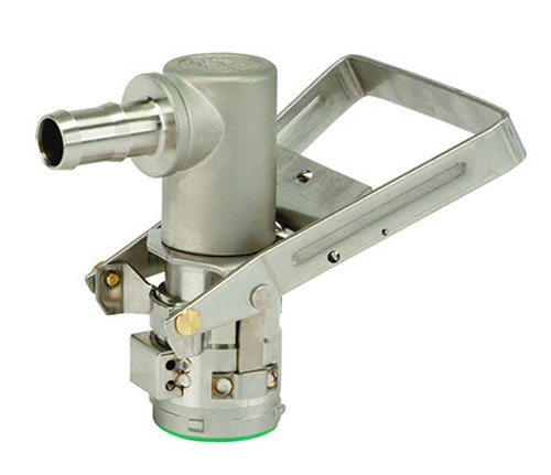 National-Spencer 3713 Male Stainless Steel Dispense Coupler Connector by National-Spencer, Inc.