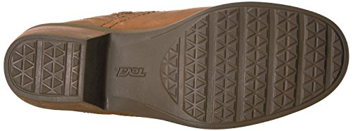 Teva Women's W Foxy Tall Wp Climbing Shoe, B(M) Brown
