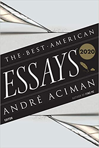 Best American Essays 2021 The Best American Essays 2020 (The Best American Series ®): Aciman