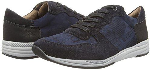 Jenny Granville Damen Sneakers Blau (blau,schwarz -05)