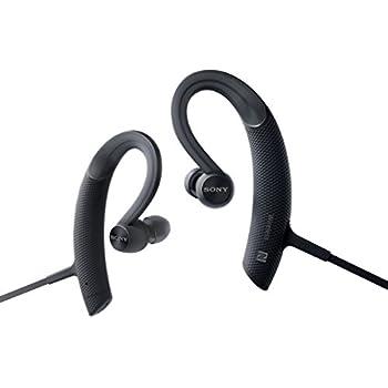 Sony MDRXB80BS/B Premium, Wireless, In-Ear, Sports Headphone, Black