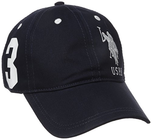 U.S. Polo Assn. Men s Small Solid Horse Adjustable Cap 3c1c4ab95940