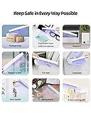 UV Light Sanitizer Wand, Portable UVC Light
