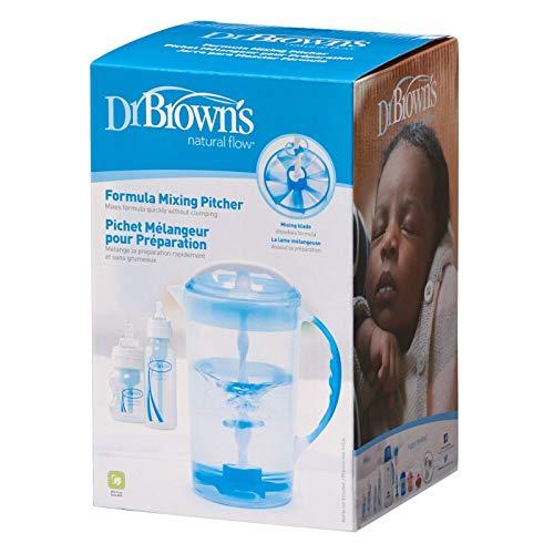 Browns 925 Jarra mezcladora para leche en polvo Dr