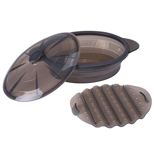 collapsible food steamer - 3