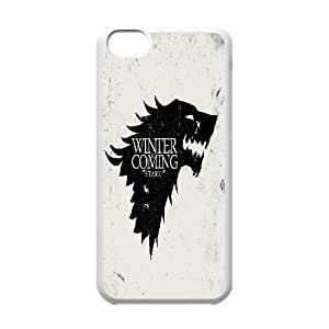 Make Your Own Photos Cover Case for Iphone 5C Phone Case - Game of Thrones HX-MI-092337