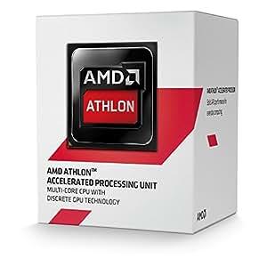 Amazon.com: AMD Athlon 5370 APU AM1 ad5370jahmbox: Computers ...