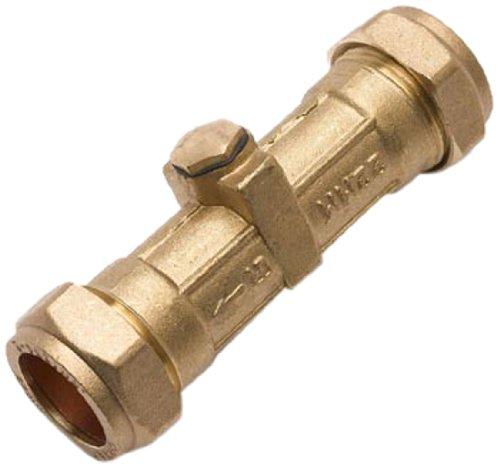 Bulk Hardware BH01652 - Vá lvula de control de la presió n (tamañ o: 15mm)
